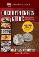 Cherrypicker's Guide to Rare Die Varieties of United States Coins - Bill Fivaz
