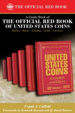 A Guide Book of the Official Red Book of United States Coin - Frank J. Colletti