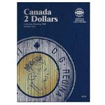 Canada Two Dollar Folder #1, Starting 1996 - Whitman Publishing
