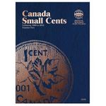 Canada Small Cent Folder, 1898-2012 - Whitman Publishing