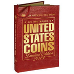 The Official Redbook : A Guide Book of United States Coins: Limited Edition 2014