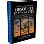 Whitman Encyclopedia of Obsolete Paper Money Volume IV : New England, Part 2 Massachusetts Book 2 - Q David Bowers