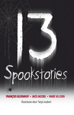 13 Spookstories - François Bloemhof