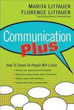 Communication Plus - Marita Littauer