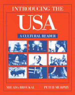 Introducing the U.S.A. : A Cultural Reader - Milada Broukal