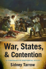 War, States, and Contention : A Comparative Historical Study - Sidney Tarrow