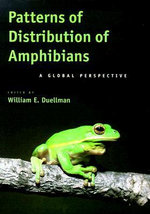 Patterns of Distribution of Amphibians : A Global Perspective