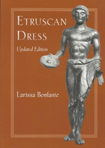 Etruscan Dress - Larissa Bonfante