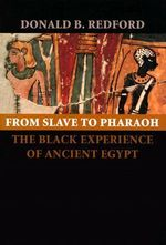 From Slave to Pharaoh : The Black Experience of Ancient Egypt - Donald B. Redford