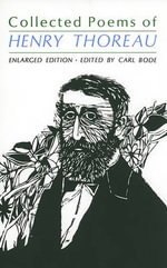 Collected Poems of Henry Thoreau - Henry David Thoreau
