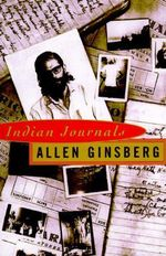 Indian Journals : Notebooks Diary Blank Pages  Writings - Allen Ginsberg