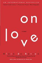 On Love - Alain de Botton