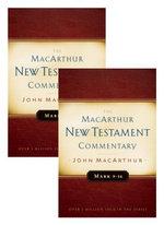 Mark 1-16 MacArthur New Testament Commentary Two Volume Set - John MacArthur