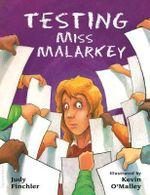 Testing Miss Malarkey : Miss Malarkey - Judy Finchler