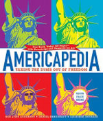 Americapedia : Taking the Dumb Out of Freedom - Jodi Lynn Anderson