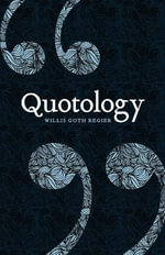 Quotology - Willis Goth Regier