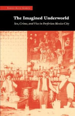 The Imagined Underworld : Sex, Crime, and Vice in Porfirian Mexico City - James Alex Garza