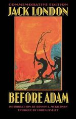 Before Adam : Bison Frontiers of Imagination