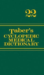 Taber's Cyclopedic Medical Dictionary (Deluxe Gift Edition Version) - Donald Venes