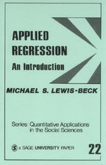 Applied Regression : An Introduction - Michael S. Lewis-Beck