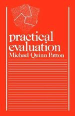 Practical Evaluation - Michael Quinn Patton