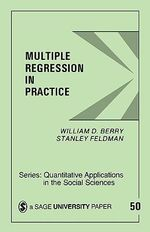 Multiple Regression in Practice : Quantative Methods for Research Synthesis - William D. Berry