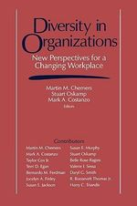 Diversity in Organizations : New Perspectives for a Changing Workplace