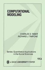 Computational Modeling - Charles S. Taber