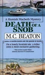 Death of a Snob - M. C. Beaton