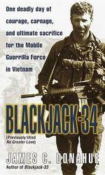 Blackjack 34 - James Donahue
