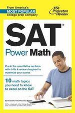 Sat Power Math - Princeton Review