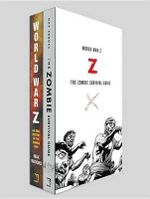 Max Brooks Boxed Set : World War Z, the Zombie Survival Guide - Max Brooks