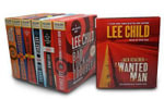 Lee Child CD Audiobook Bundle : Bad Luck and Trouble; Gone Tomorrow; 61 Hours; Worth Dying For; The Affair; Nothing to Lose; A Wanted Man - Lee Child