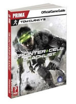 Tom Clancy's Splinter Cell Blacklist : Prima's Official Game Guide - Prima Games