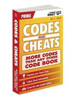 Codes & Cheats Vol. 2 2013 : Prima Game Guide - Prima Games