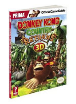 Donkey Kong Country Returns 3D : Prima's Official Game Guide - Prima Games