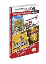 Nintendo 3DS Player's Guide Pack : Prima Official Game Guide - Prima Games