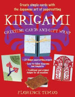 Kirigami Greeting Cards and Gift Wrap - Florence Temko