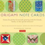 Origami Note Cards - Florence Temko