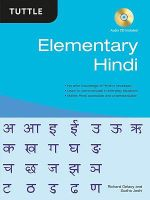 Elementary Hindi : An Introduction to the Language - Richard Delacy