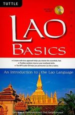 Lao Basics : An Introduction to the Lao Language - Sam Brier