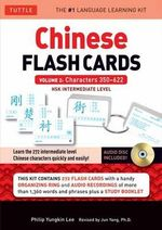 Chinese Flash Cards Kit Volume 2 : Hsk Intermediate Level - Jun Yang