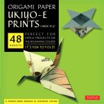 Origami Paper Floating World Ukiyo-e Large - Tuttle Publishing