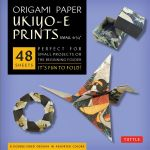 Origami Paper Floating World Ukiyo-e Small - Tuttle Publishing