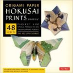 Origami Paper Hokusai Prints Large 8 1/4 - Tuttle Publishing