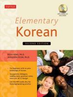 Elementary Korean : (Includes Audio Disc) - Ross King