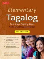 Elementary Tagalog Workbook - Jiedson Domigpe