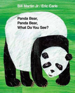 Panda Bear, Panda Bear, What Do You See? : Brown Bear and Friends - Bill Martin Jr