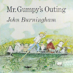Mr Gumpy's Outing : Henry Holt Big Books - John Burningham