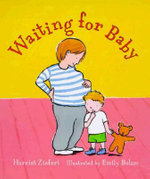 Waiting for Baby [With Nursery Door Hanger] - Harriet Ziefert